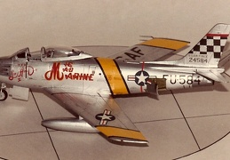F-86 image 2 by Ed Wahl
