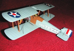 Sopwith Camel by Ron Bell
