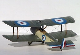 Sopwith Pup by John Ratzenberger