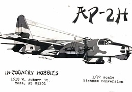 AP-2H conversion In-Country Hobbies 72nd