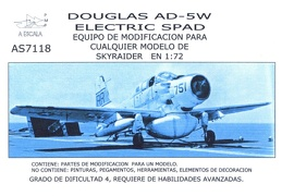 AD-5W conversion A Escala AS7118 72nd