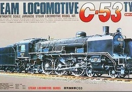 C-53 Type Locomotive ARII A556 50th