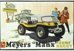 Meyers Manx Dune Buggy Diorama AMT T299-200 25th