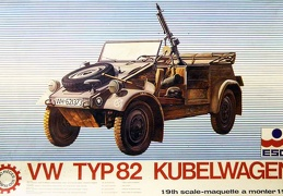 Kfz. 1 Type 82 ESCI 7009 9th